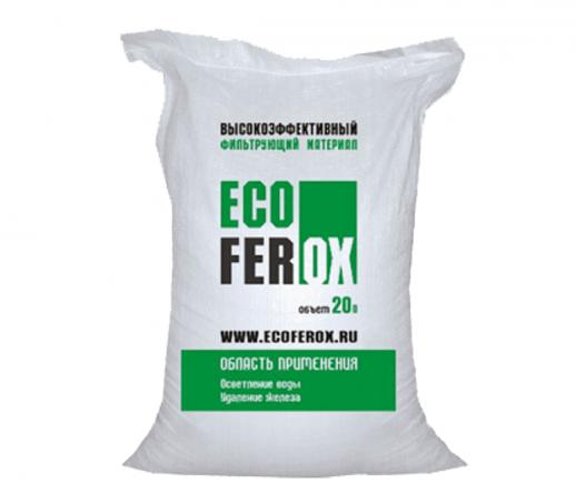 ECOFEROX от железа (1л) Автокаталитический алюмосиликатный сорбент