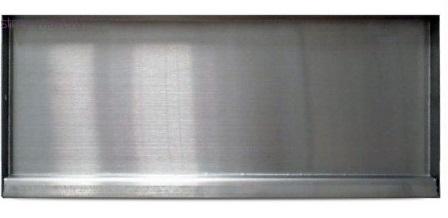 WE-816-400-2 Metal Tray Поддон (металл) для погибших насекомых к ловушке WE-400-2