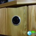 Аква беседка 2метра- Банный чан Фурако с гидромассажем и с подсветкой (8)
