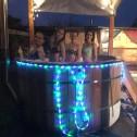 аквабеседка джакузи девочки