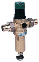 Honeywell FK06-1″AAM Промываемый сетчатый фильтр с редуктором на горячую воду