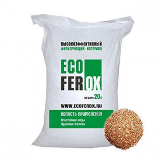 EcoFerox (20л, 10-12 кг) — паллета 60меш